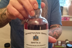 Whiskyfreunde Baden Batch 3 (Highland Whisky) Pfälzer Dunkelfelder Finish