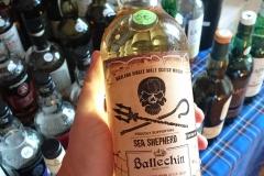 Ballechin 10 Jahre Refill Sherry Cask after Islay